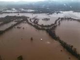 Inondations : la Côte d'Azur tente de mesurer les dégâts, toujours deux disparus