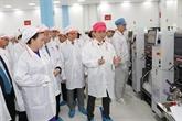 VinSmart : inauguration d'une usine de produits électroniques à Hanoï