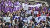 Violences contre les femmes : manifestations dans le monde, Paris annonce un plan