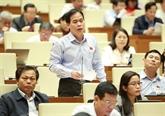 AN: les députés votent six lois et résolutions