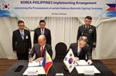 Défense : la République de Corée renforce ses liens avec les Philippines et Singapour