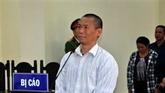 Thanh Hoa : condamnation dun homme pour activités contre lÉtat