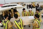 Camion charnier : rapatrier les cadavres des victimes décédées au Royaume-Uni