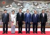 Le PM au Sommet Mékong - République de Corée à Busan