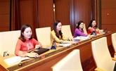 L'Assemblée nationale adopte deux résolutions