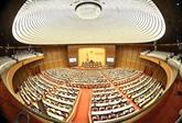 Clôture de la 8e session de l'Assemblée nationale de la XIVe législature