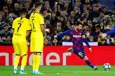 Barcelone dompte Dortmund, Lyon encore en vie