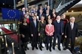 La Commission Von der Leyen remporte haut la main l'aval du PE