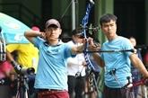 Un archer vietnamien décroche l'argent aux championnats asiatiques