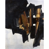 Record mondial à 9,6 millions d'euros pour une peinture de Soulages à Paris