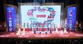Olympiades internationales de mathématiques et de sciences 2019