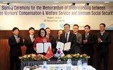 Le Vietnam et la République de Corée coopèrent sur la sécurité sociale