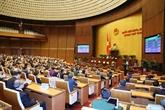 La 8e session de l'Assemblée nationale couronnée de succès