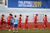Les espoirs vietnamiens aux 30es Jeux sportifs d'Asie du Sud-Est