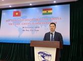 Renforcement des relations commerciales Vietnam - Ghana