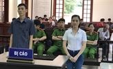 Condamnation de deux personnes pour propagande contre lÉtat