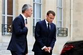 Macron reçoit le patron de l'OTAN après ses critiques et avant le sommet