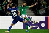 Saint-Etienne éliminé, Arsenal battu par Francfort