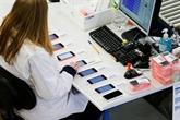 De l'ivresse à la gueule de bois pour la start-up recyclant les smartphones