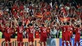 Classement FIFA : le Vietnam se classe au 94e rang mondial