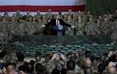 En Afghanistan, Trump annonce la reprise des négociations avec les talibans
