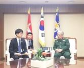 Vietnam - République de Corée : entrevue entre les vice-ministres de la Défense