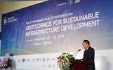 La géotechnique pour le développement des infrastructures durables