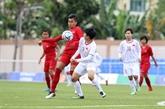 SEA Games 30 - Foot féminin : le Vietnam en passe six à l'Indonésie
