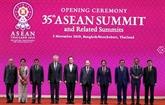 Le PM Nguyên Xuân Phuc au 35e Sommet de l'ASEAN