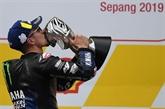 MotoGP : Vinales prend sa revanche sur Marquez en Malaisie