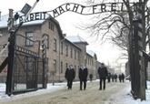 Merkel va se rendre pour la 1re fois au camp nazi d'Auschwitz