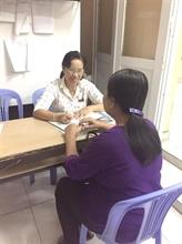 Vu Thi Hiên mène le combat pour les personnes porteuses du VIH