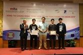 Le Vietnam triomphé au concours de sécurité d'information