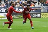 Une L1 plus serrée que jamais, Saint-Étienne, Bordeaux et Nice en profitent