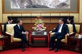 Macron retourne en Chine, commerce et culture en ligne de mire