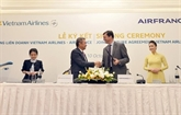 La joint-venture entre Vietnam Airlines et Air France transporte près de 625.000 passagers