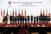 Le RCEP abordé lors des conférences de l'ASEAN en Thaïlande