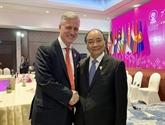 Le PM participe au 7e Sommet ASEAN – États-Unis