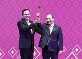 Le PM Nguyên Xuân Phuc annonce le thème de l'Année de l'ASEAN 2020
