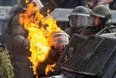Chili : nouveaux affrontements entre forces de l'ordre et manifestants
