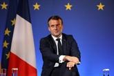 À Shanghai, Macron appelle à