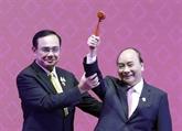 Clôture du 35e Sommet de l'ASEAN : Vietnam assume la présidence