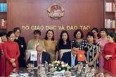 L'AUF confirme son soutien en faveur des universités vietnamiennes