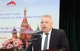 Resserrer l'amitié entre deux peuples vietnamien et russe