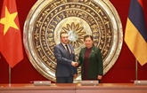 Intensification des relations Vietnam - Arménie