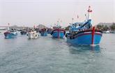 Pêche INN : une équipe dinspection de la CE au Vietnam