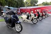 La moto électrique VinFast, symbole de la