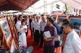 Exposition de photos sur la communauté de l'ASEAN à Cân Tho