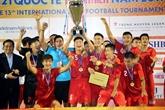 Le Vietnam continue de devenir le champion du tournoi U21 du journal Thanh Niên 2019