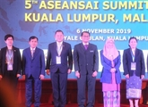 Le Vietnam participe au 5e Sommet de l'ASEANSAI en Malaisie